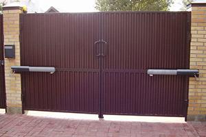 Автоматические ворота цена балашиха откатные ворота где заказать в житомире